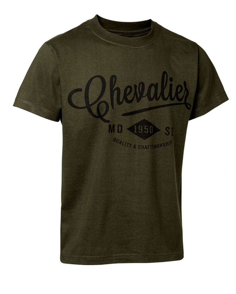 Marshall Tee T-shirt Chevalier - Green