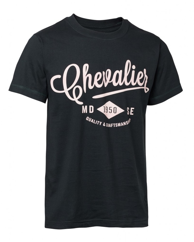 Marshall Tee T-shirt Chevalier - Navy