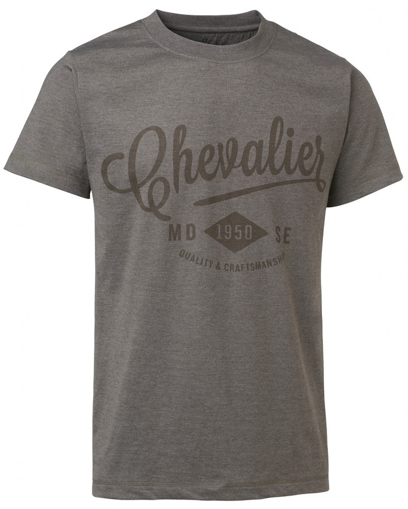 Wader Tee Chevalier - Clay