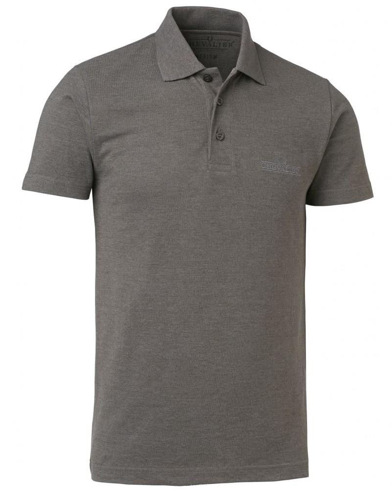 Whats Pique Shirt Chevalier - Clay