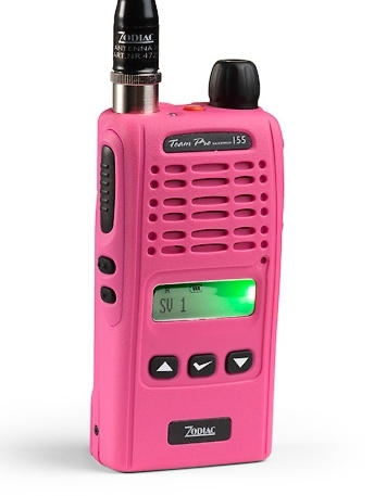 Zodiac Team Pro Waterproof 31 MHz Rosa