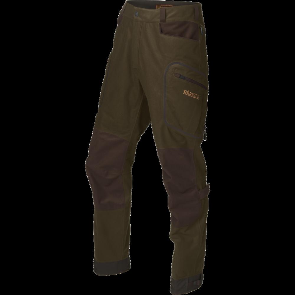 Mountain Hunter Byxor Härkila - Hunting Green/Shadow Brown *