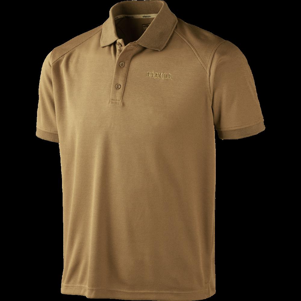 Gerit Polo Shirt Härkila - Sand