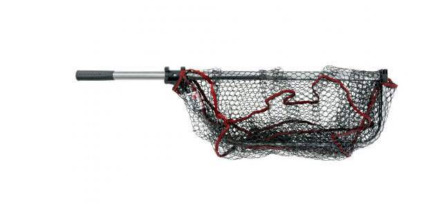 abu garcia extra large folding landing net