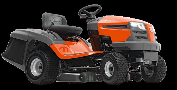 Husqvarna TC 138L Traktor