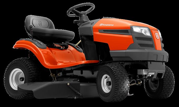 Husqvarna TS 138L Traktor