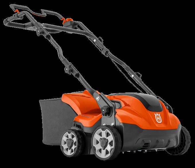 Husqvarna S 138i Vertikalskärare Batteri Komplett