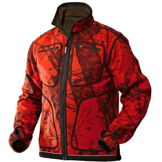 Kalmar Fleece Härkila - Mossy Oak Red/Shadow Brown