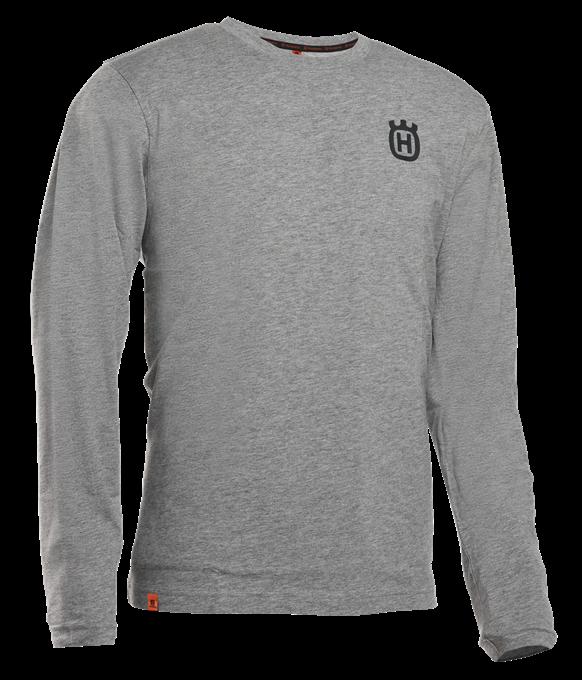 Xplorer T-shirt Långärmad Husqvarna - Stålgrå *