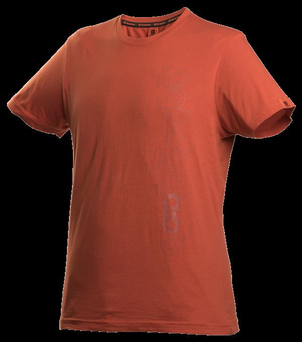 Xplorer T-shirt Kortärmad Husqvarna - Bronsfärgad *