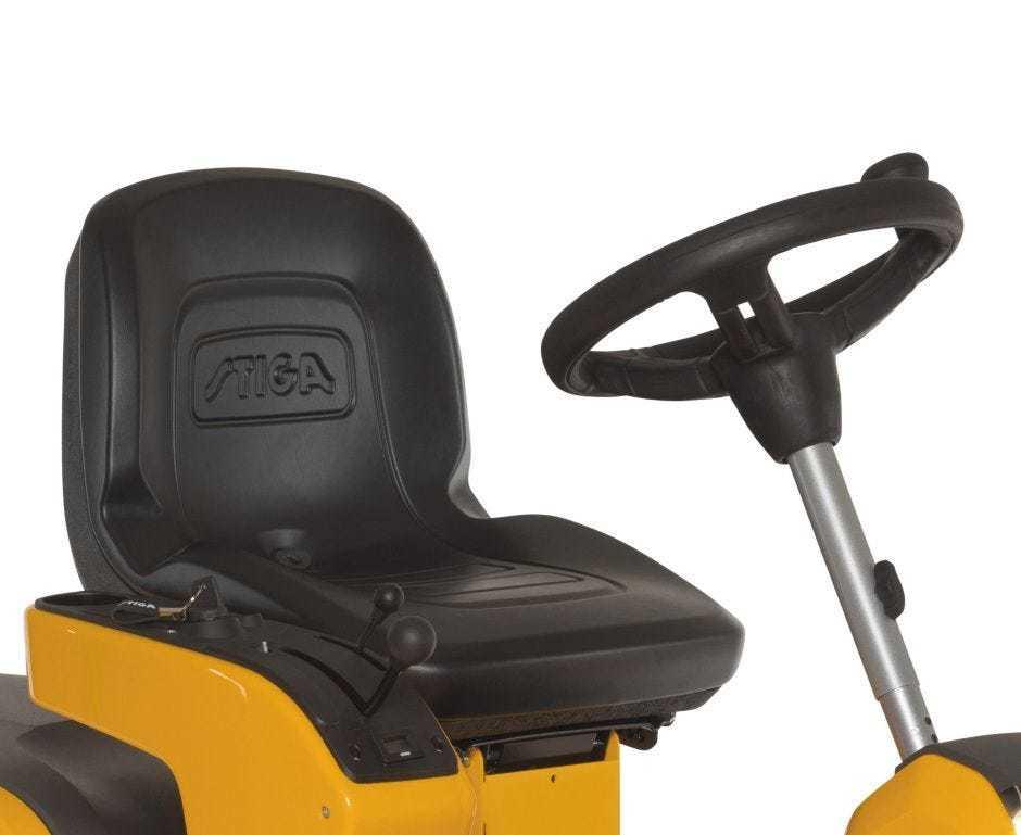 Stiga Park 540 PX Åkgräsklippare