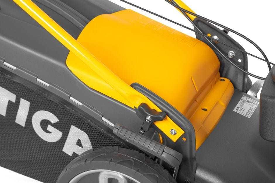 Stiga Combi 53 SQ Motorgräsklippare