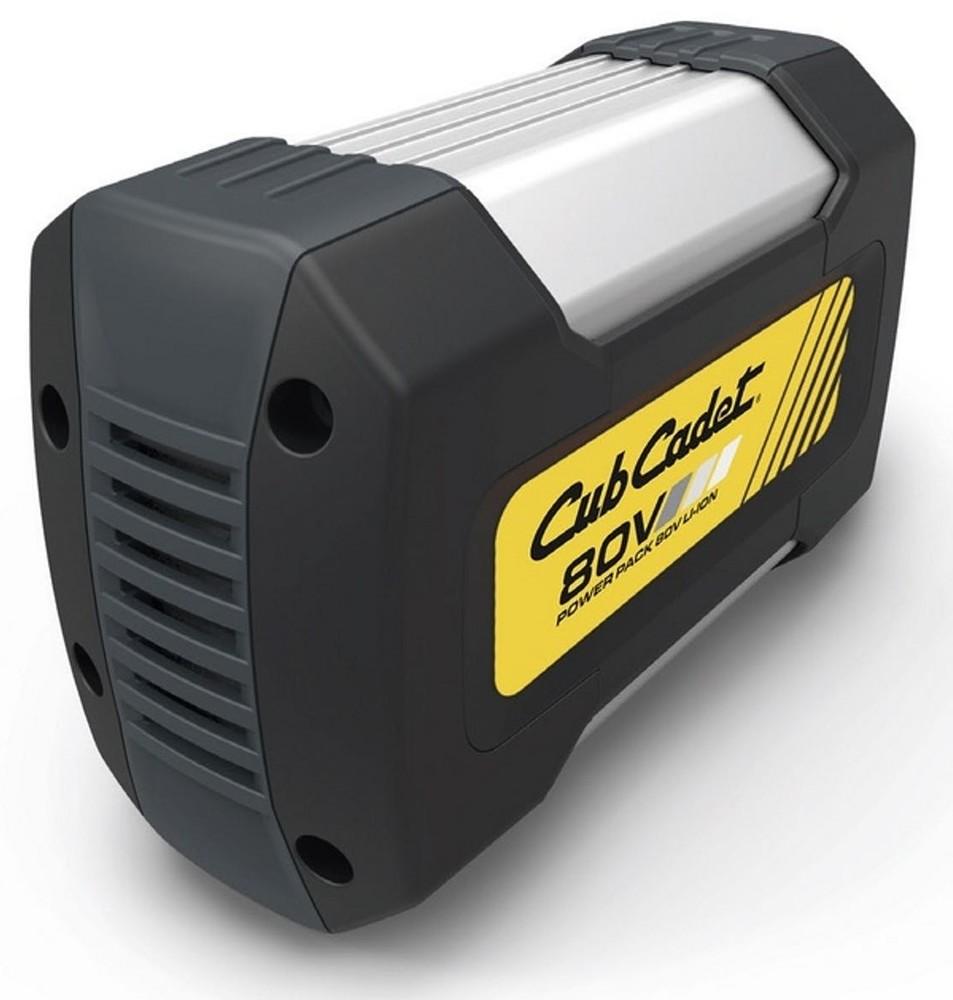 Batteri Cub Cadet 80 V 2,5 AH *
