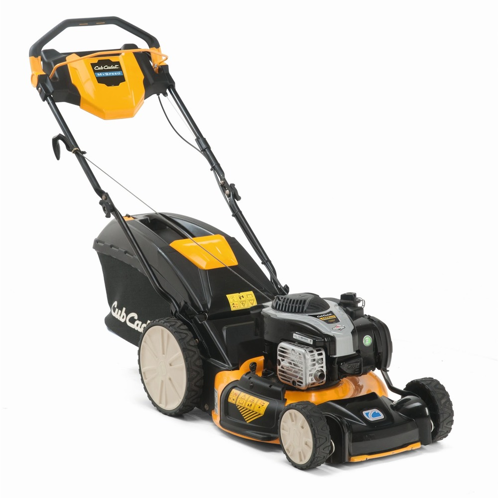 Cub Cadet LM3 CR46S MySpeed B&S Gräsklippare