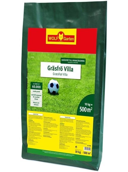 Wolf Garten Villa LG 500 Gräsfrö *