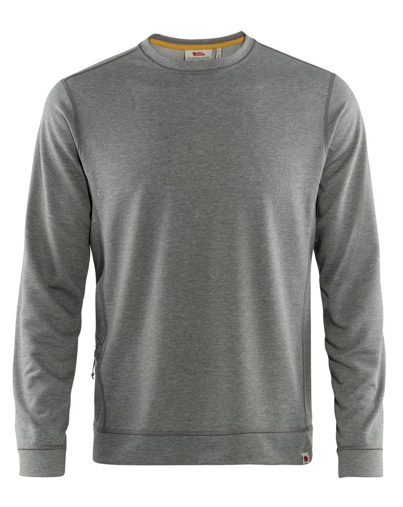 High Coast Lite Sweater M Fjällräven - Grey