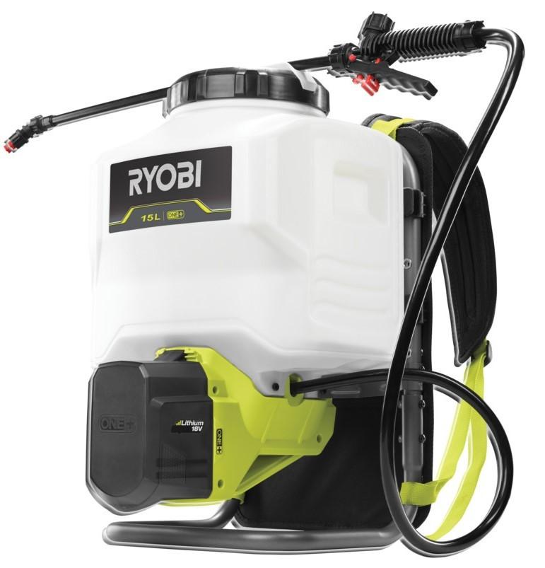 Ryobi RY18BPSA-0 Tryckspruta Ryggsäcksmodell