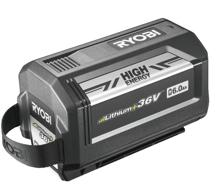 Ryobi RY36B60A Batteri 36V *