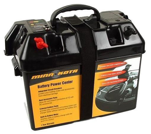 Batterilåda Minn Kota