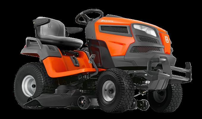 Husqvarna TS 346 Traktor