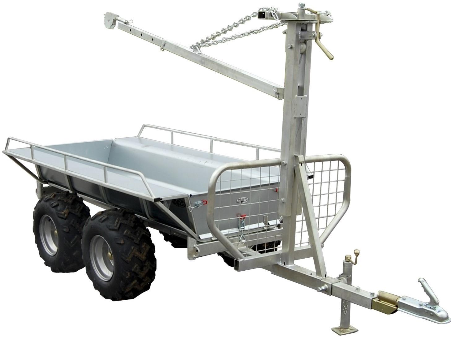 Vagnar & Redskap ATV