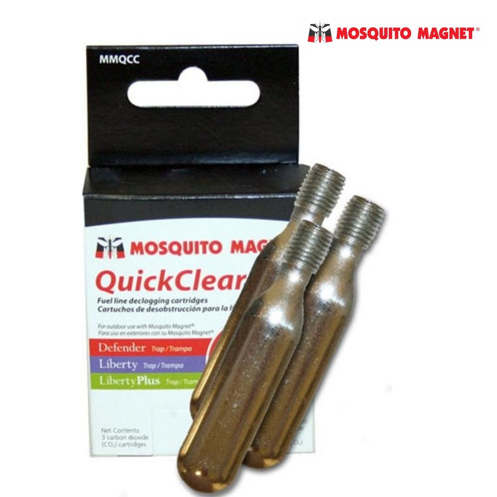 Rengöringspatroner till Mosquito Magnet 3-pack