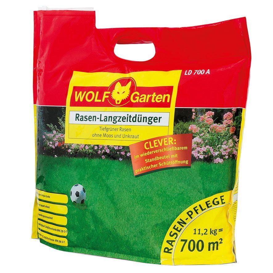 Gräsmattegödsel WOLF-Garten LD 700 A Långtidsverkande *