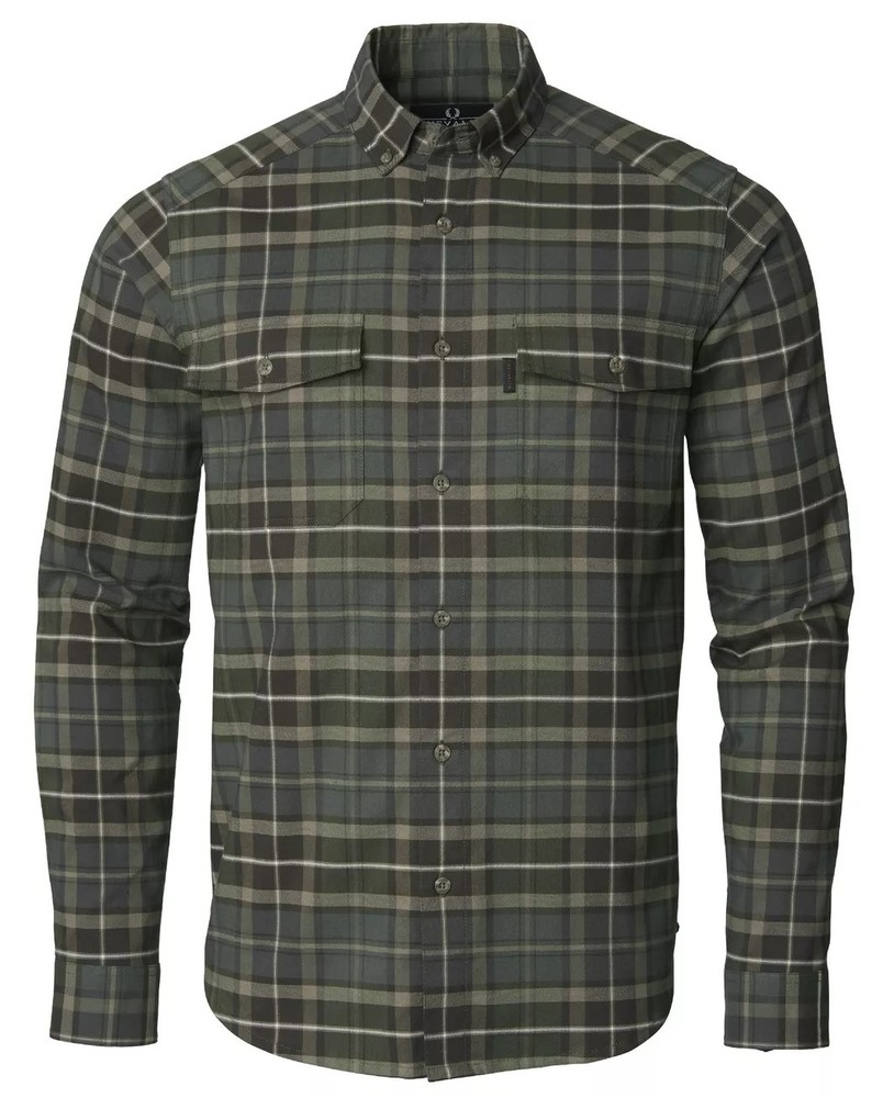 Banton Shirt Chevalier - Check/Green