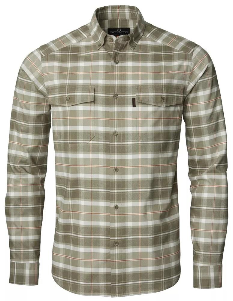 Banton Shirt Chevalier - Check/White