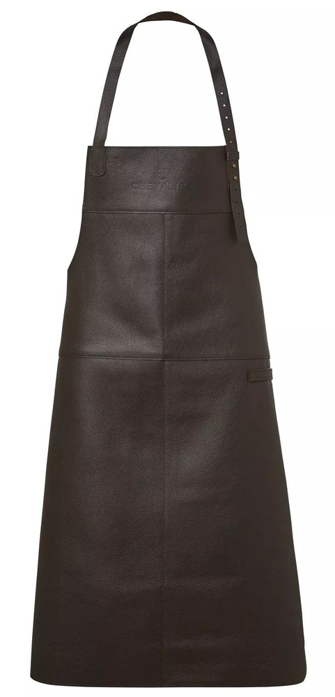 Leather Apron Chevalier - Leather Brown