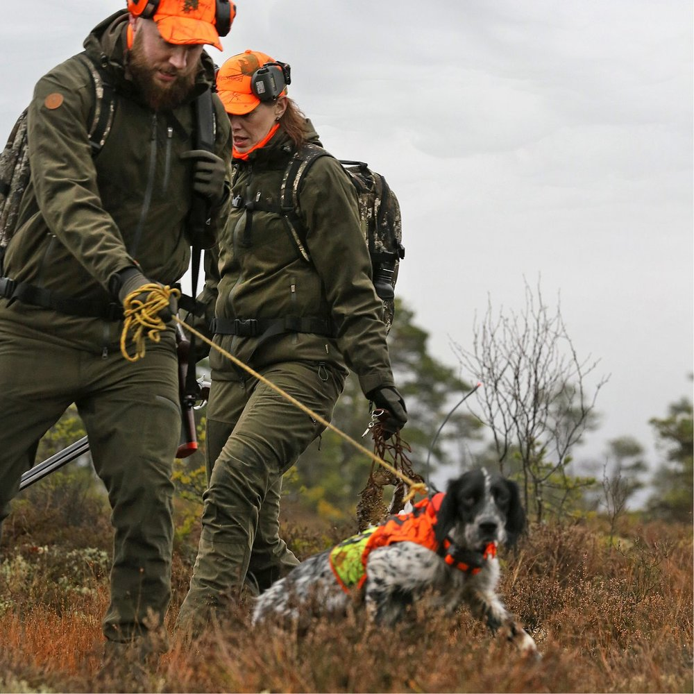 Retriever Active Jaktjacka Pinewood - Mossgrön/M. Mossgrön *
