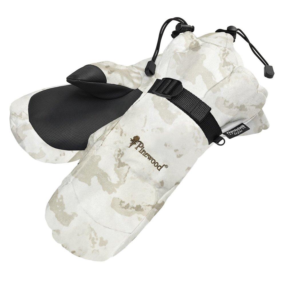 Arctic Camou Jaktvante Pinewood - Snow Camou *