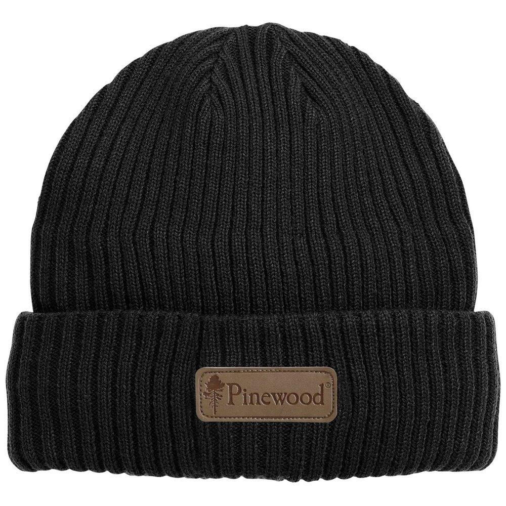 Nya Stöten Mössa Pinewood - Svart *