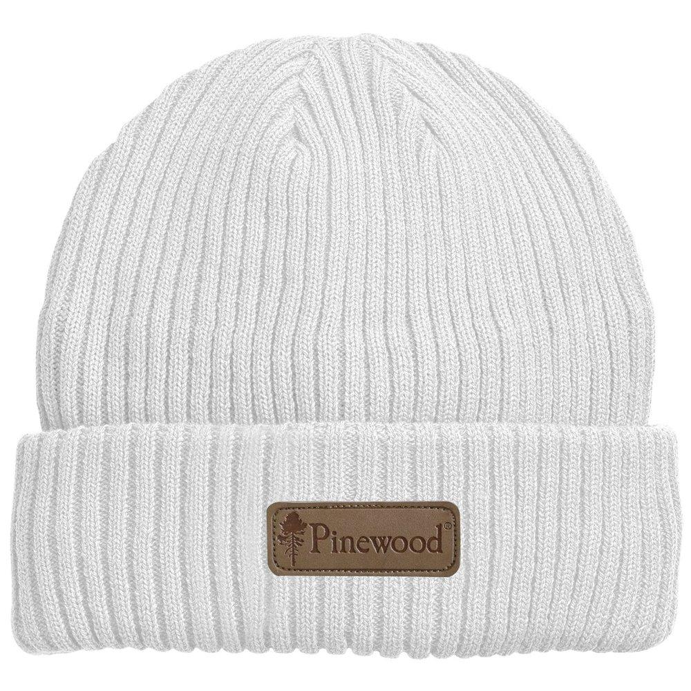 Nya Stöten Mössa Pinewood - Vit *