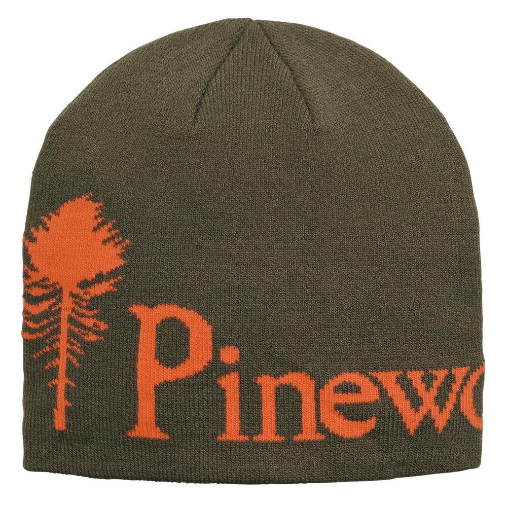 Melerad Mössa Pinewood - Grön/Orange *