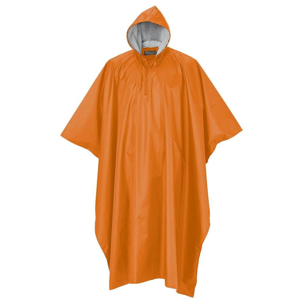 Rainfall Poncho Pinewood - Orange *