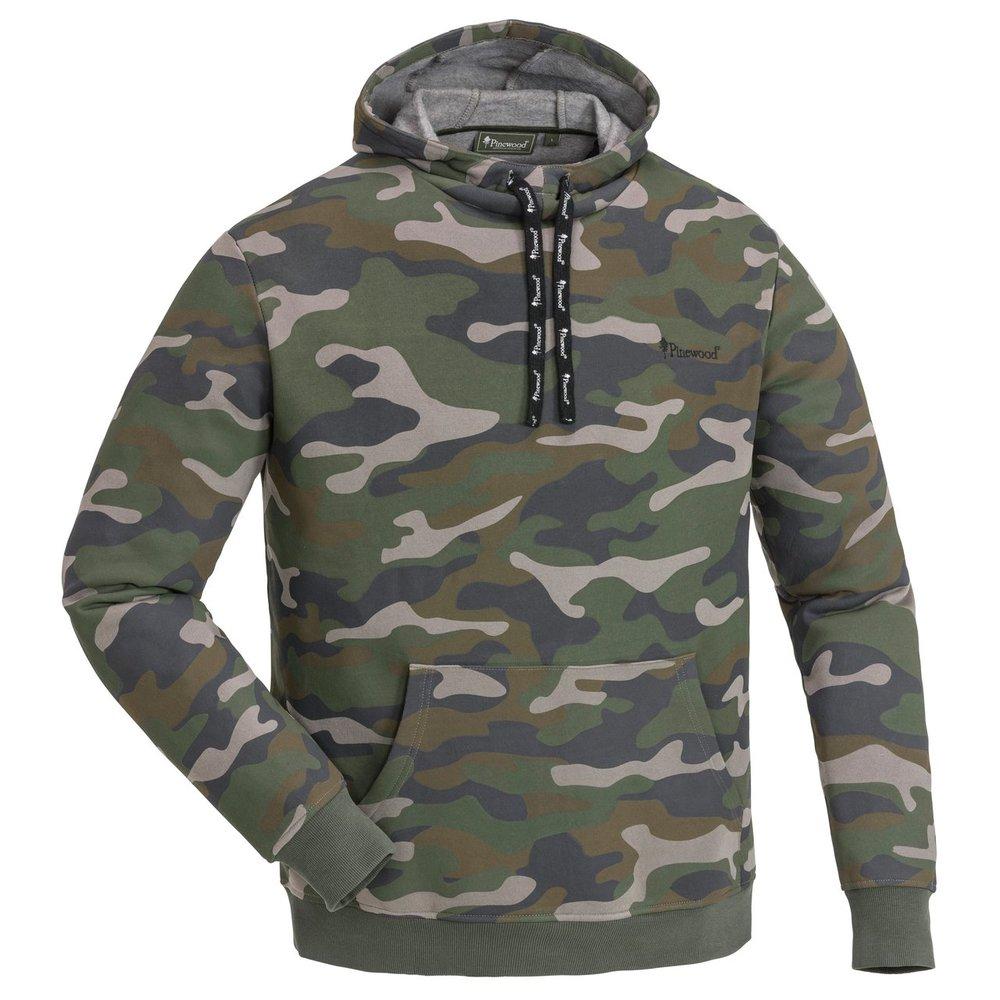 Camou Sweater Pinewood - Kamouflage *