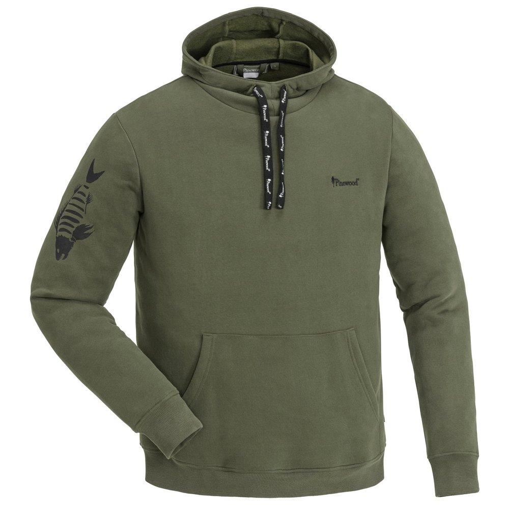 Fishing Sweater Pinewood - Grön *