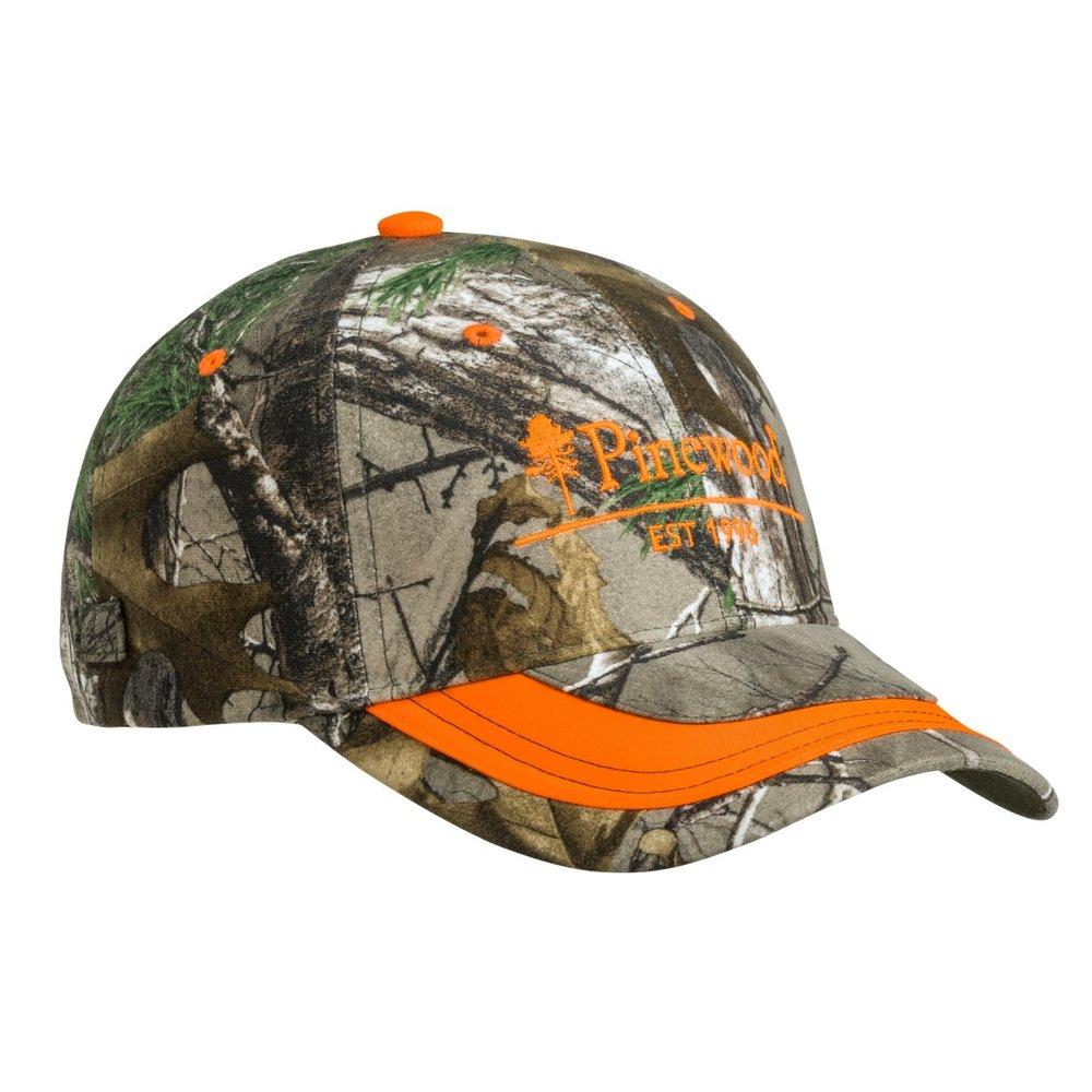 2 Color Keps Pinewood - Kamouflage