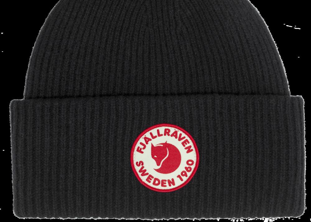 1960 Logo Hat Fjällräven - Black *