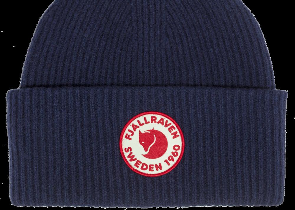 1960 Logo Hat Fjällräven - Dark Navy