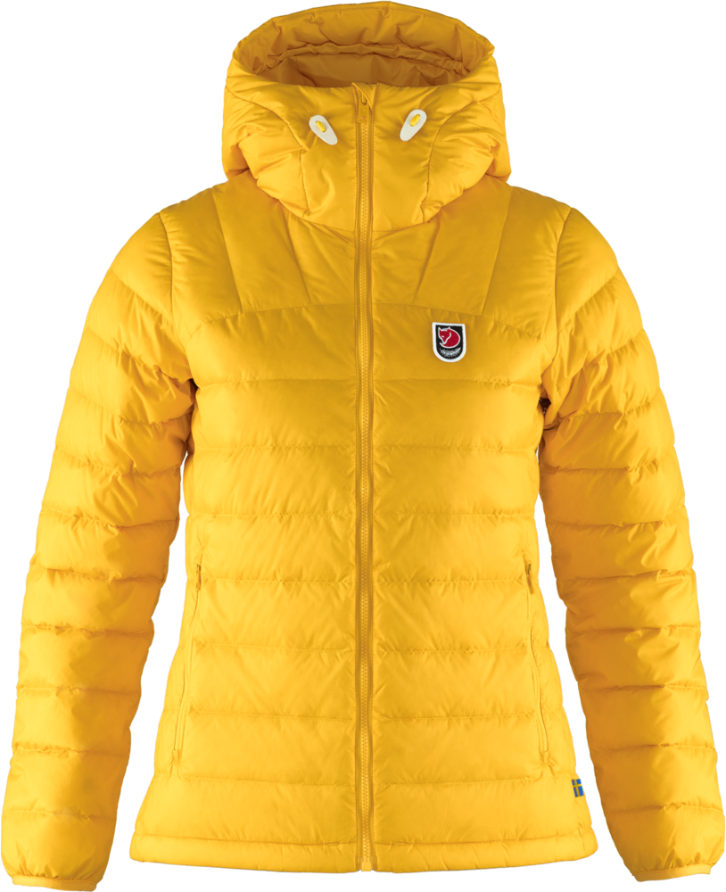Expedition Pack Down Hoodie Dam Fjällräven - Dandelion *