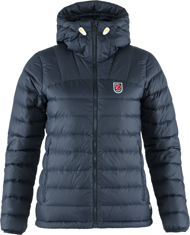 Expedition Pack Down Hoodie Dam Fjällräven - Navy *