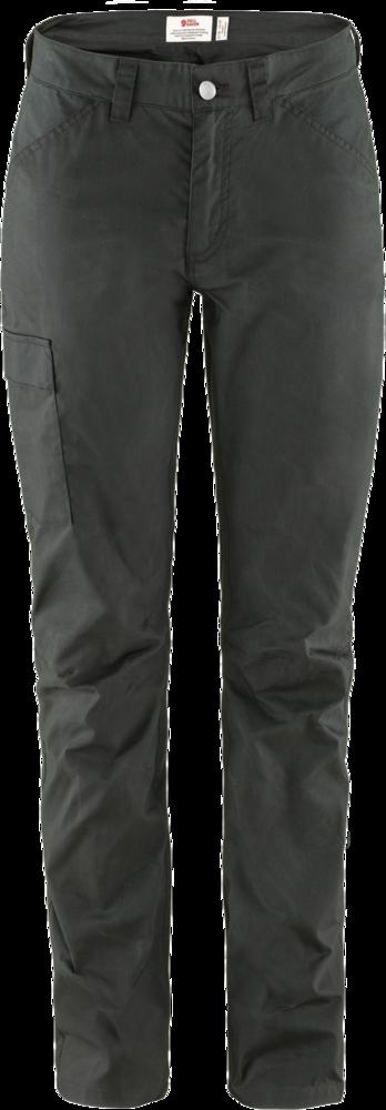 Vardag Lite Trousers Dam Fjällräven - Dark Grey *