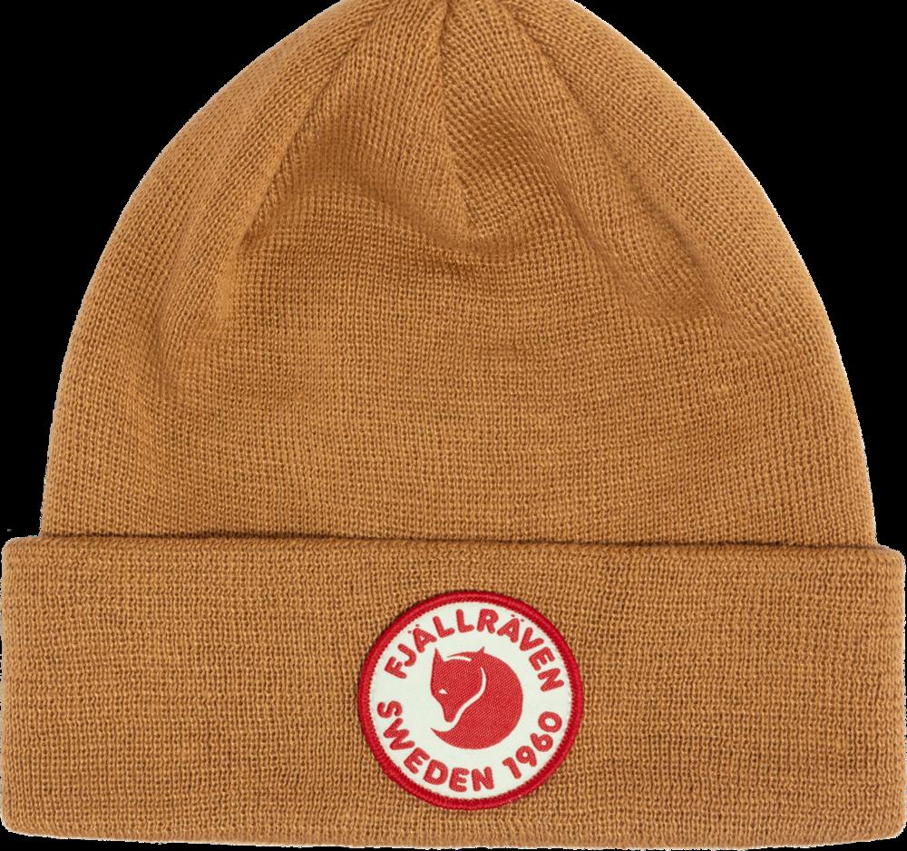 Kids 1960 Logo Hat Fjällräven - Acorn *