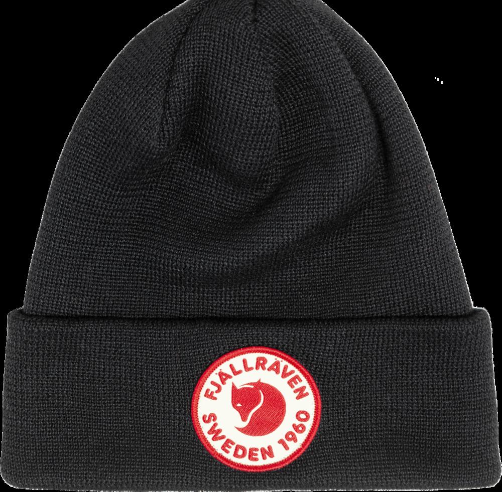 Kids 1960 Logo Hat Fjällräven - Black *