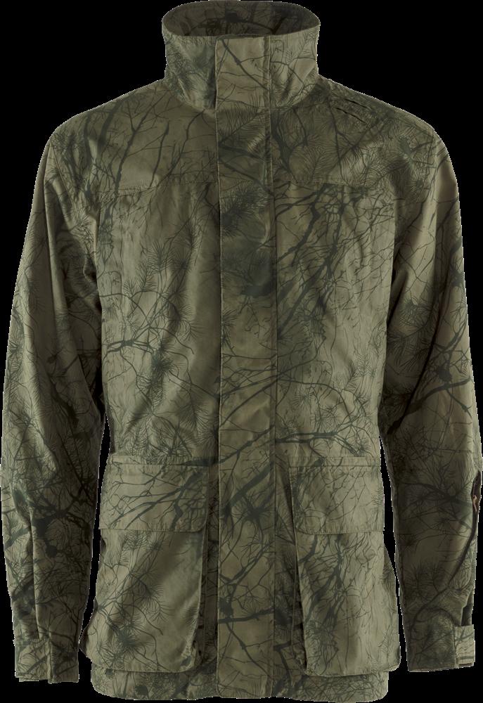 Brenner Pro Jacket M Fjällräven - Green Camo