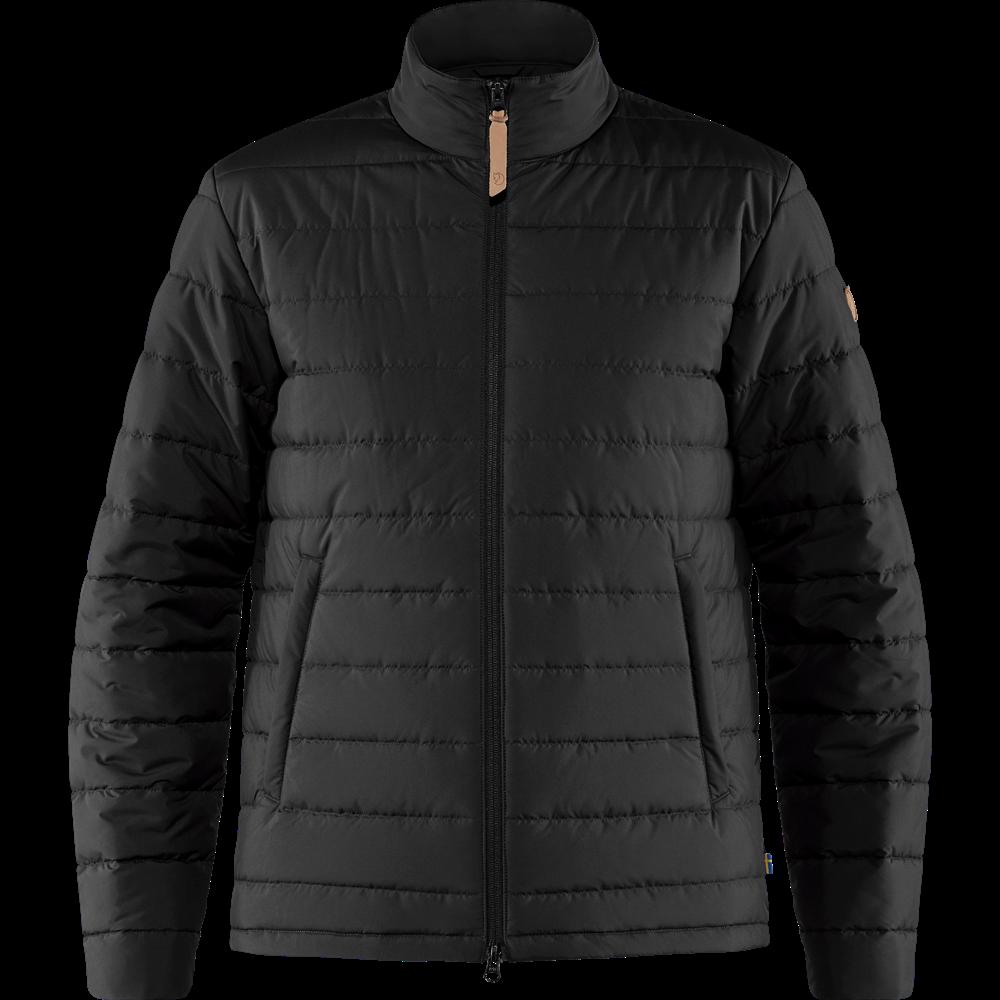 Kiruna Liner Jacket M Fjällräven - Black *