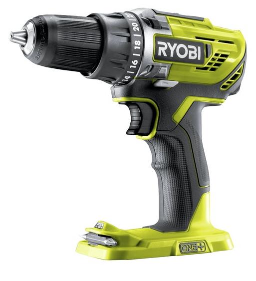 Ryobi R18DD3-0 Borrskruvdragare 18V