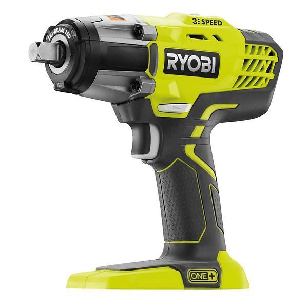 Ryobi R18IW3-0 Mutterdragare 18V *